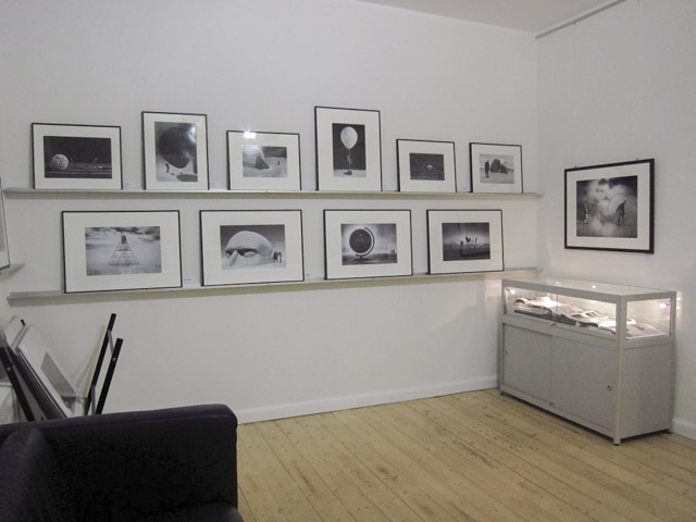 Gilbert Garcin and Peikwen Cheng at In Focus Galerie, Cologne