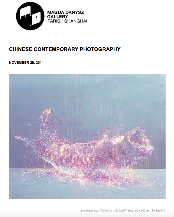 Chinese Contemporary Photography