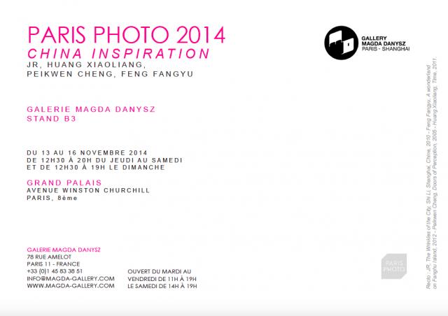 Galerie Magda Danysz - Booth B3 at Paris Photo 2014