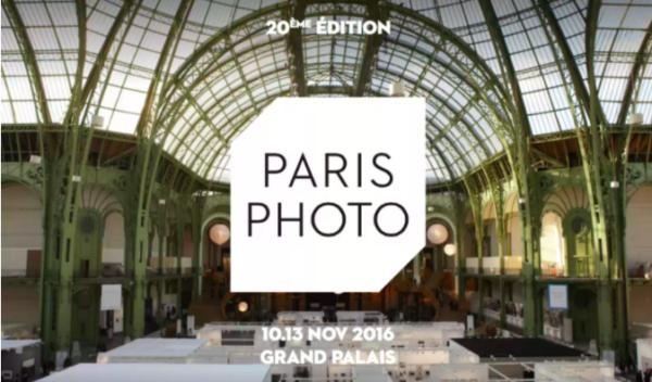 Paris Photo 2016