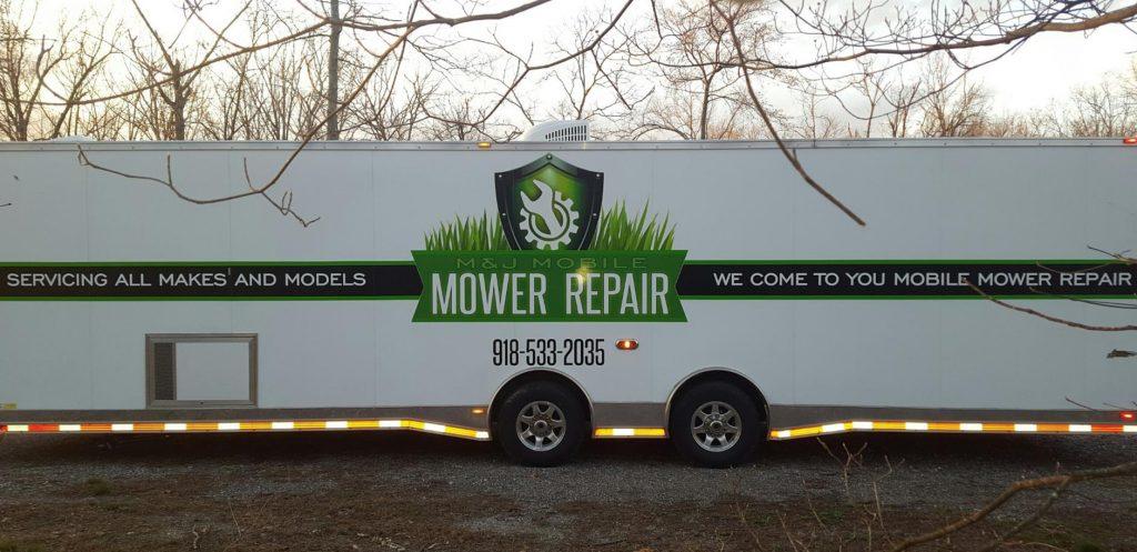 M J Mobile Mower Repair Miami