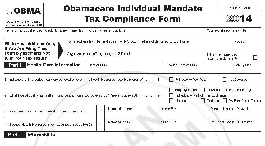Health-Insurance-Form-Obama