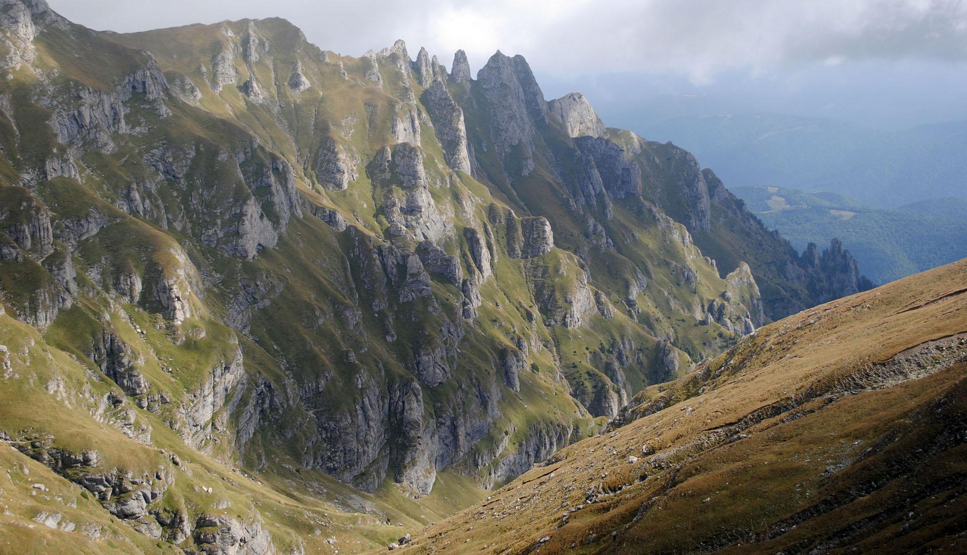 bucegi-mountains