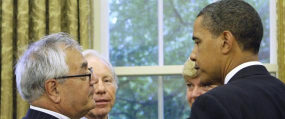 Barack Obama, Barney Frank