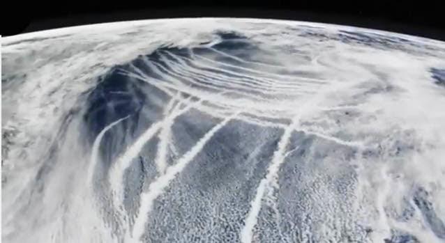 Satellite-Chemtrails