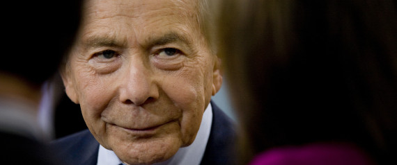 Maurice 'Hank' Greenberg, former chairman and chief executive officer of American International Group Inc., in 2011. Photographer: Scott Eells/Bloomberg via Getty Images   Bloomberg via Getty Images