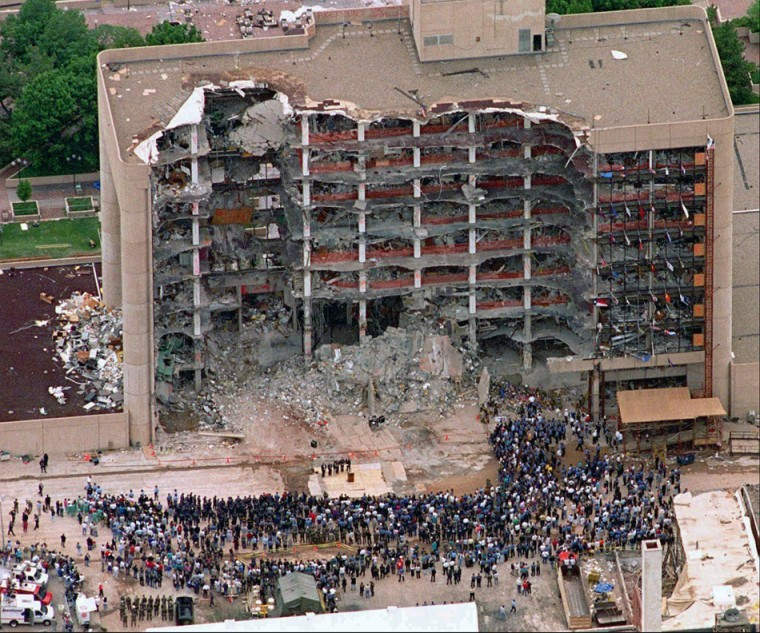 The Bombing of Alfred P. Murrah Federal Building in Oklahoma City