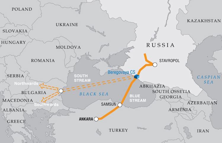 Blue-Stream-Gas-Pipeline-Map