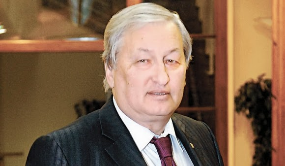 Leonid Petrovich Reshetnikov. Director, Russian Institute of Strategic Studies