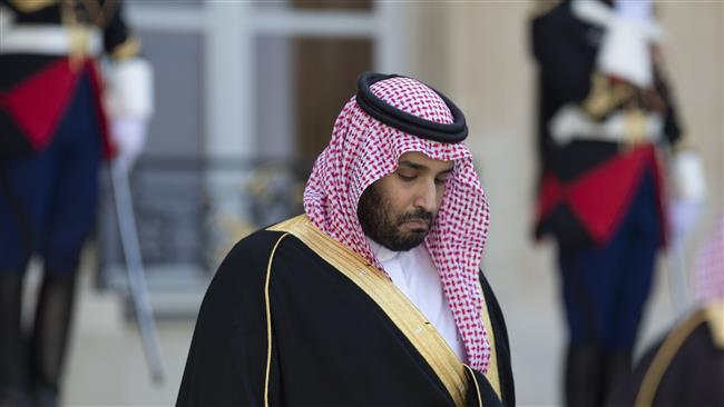 Saudi Deputy Crown Prince and Defense Minister Prince Mohammad bin Salman bin Abdul Aziz Al Saud (AFP photo)