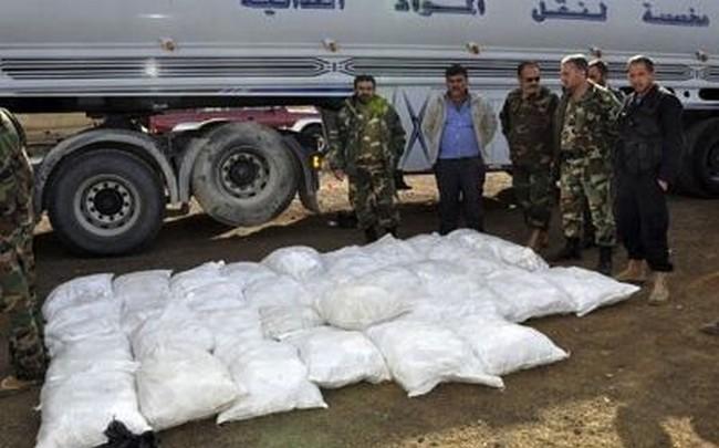 Captagon® is jihadists' main weapon