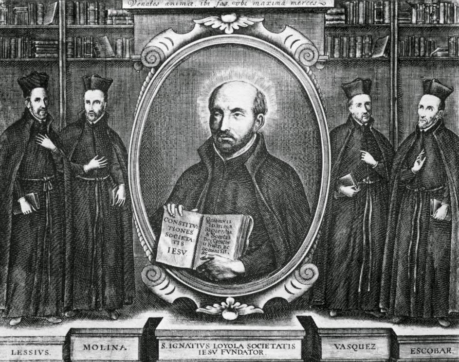 Loyola-and-Jesuit-Theologians