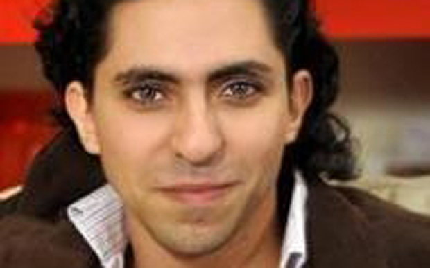 Raif Badawi was sentenced on charges related to accusations that he insulted Islam on a liberal online forum he had created