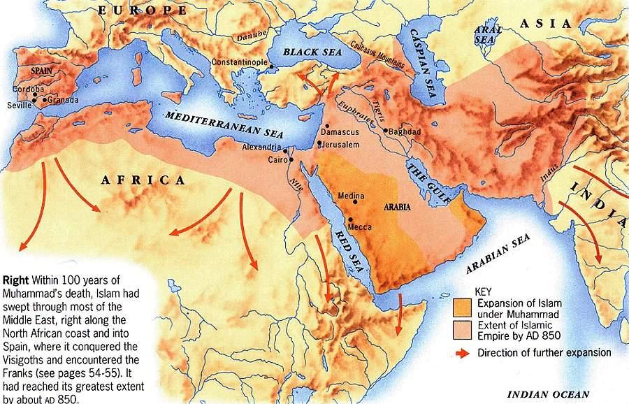 Arabmap