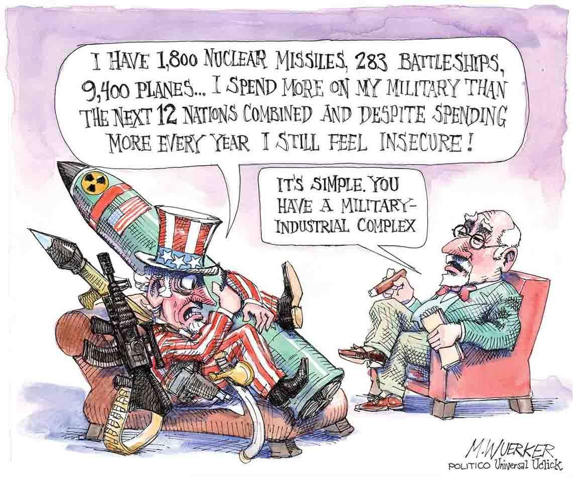 MilitaryIndustrialComplex