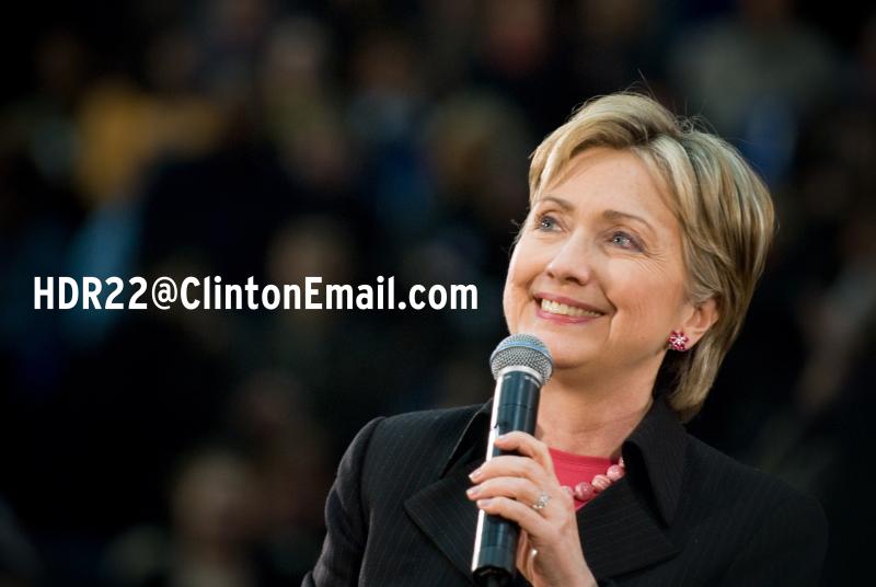 Hillary clinton twitter audit report