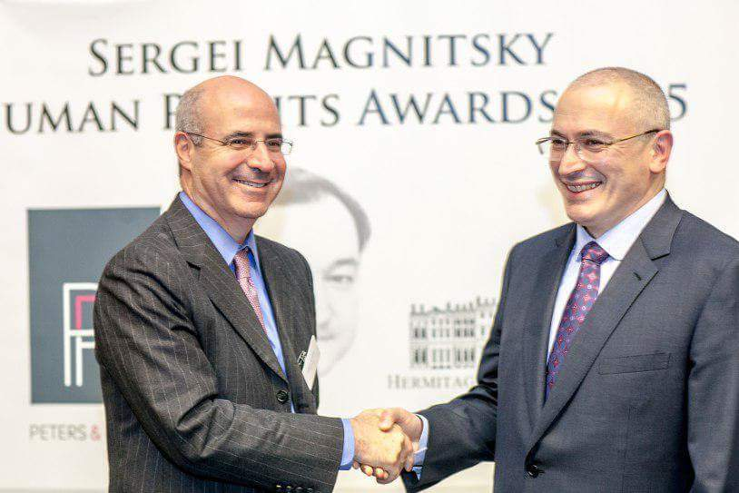 Exposed: Khodorkovsky paid $385,000 for Congress to adopt the Magnitsky Act