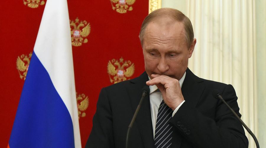 Russian President Vladimir Putin © Vasily Maximov / Reuters