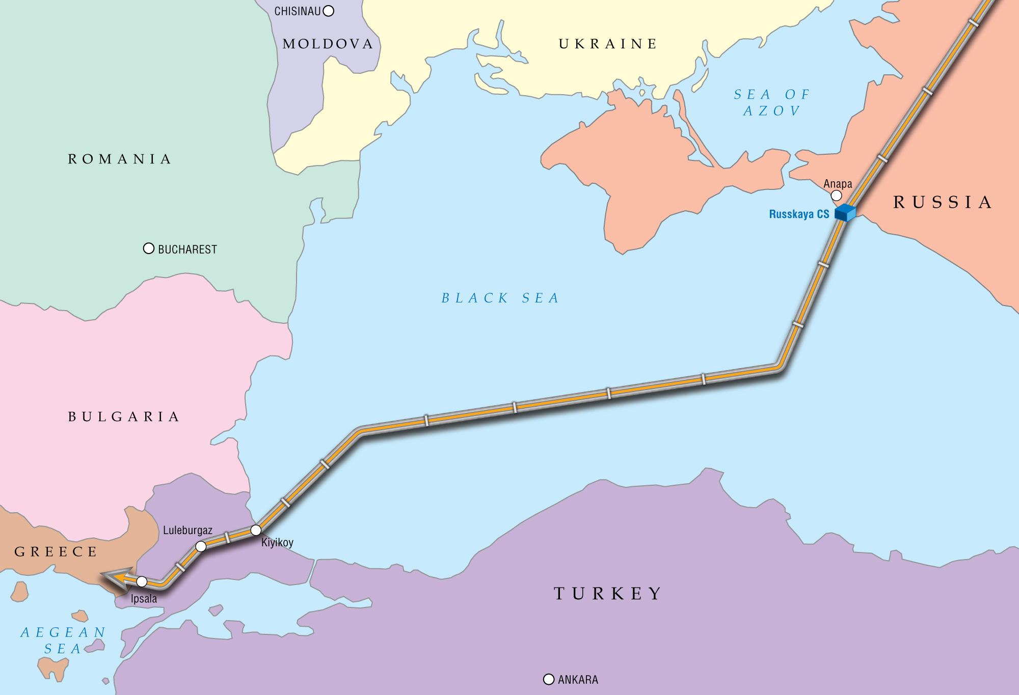 Gazprom-Turkish-Stream-Online-in-2016