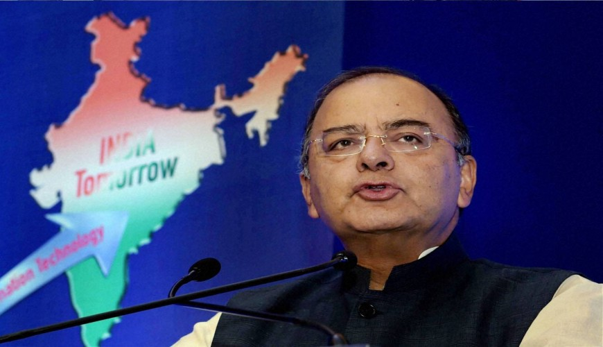 Jaitley calls for global info flows to curb Black Money