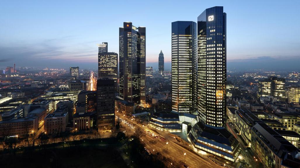 Deutsche Bank Towers, Frankfurt on Main (Photo credit: Marcus Bredt | www.marcusbredt.de)