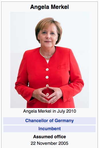 Merkel Nwo