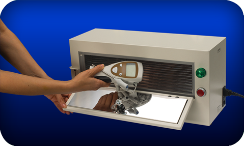 The UV Box - Disinfect anything rapidly