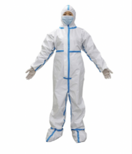 Isolation protection gowns