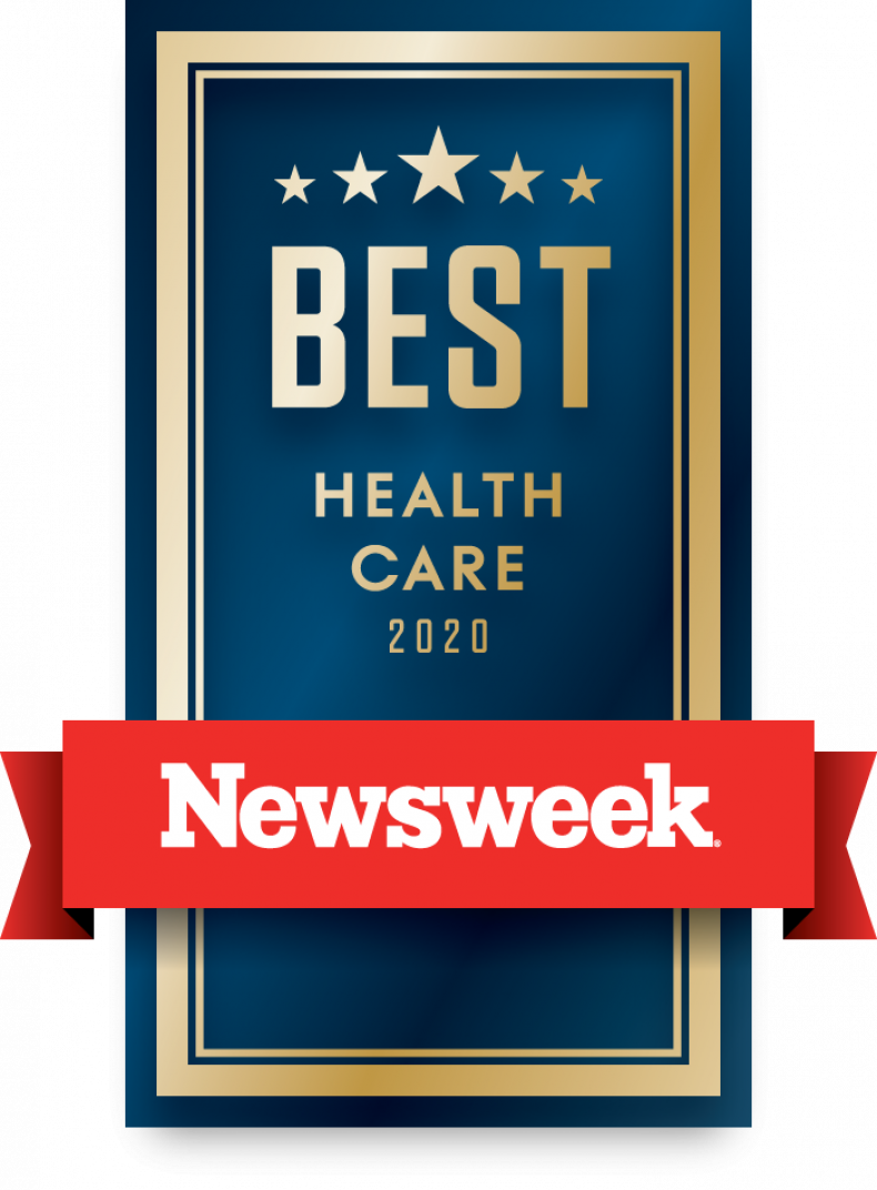 Newsweek Best in Healthcare-2020 - The UV Box