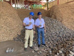 RSU Brasil Founder & COO Verner Cardoso and CEO Cicero Prado