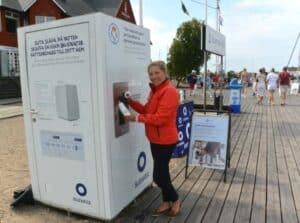 Dockside Dispenser
