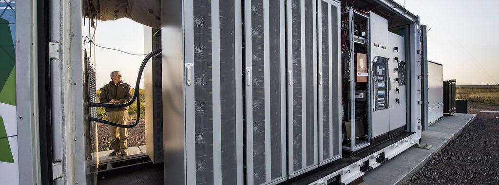 Battery storage energy system