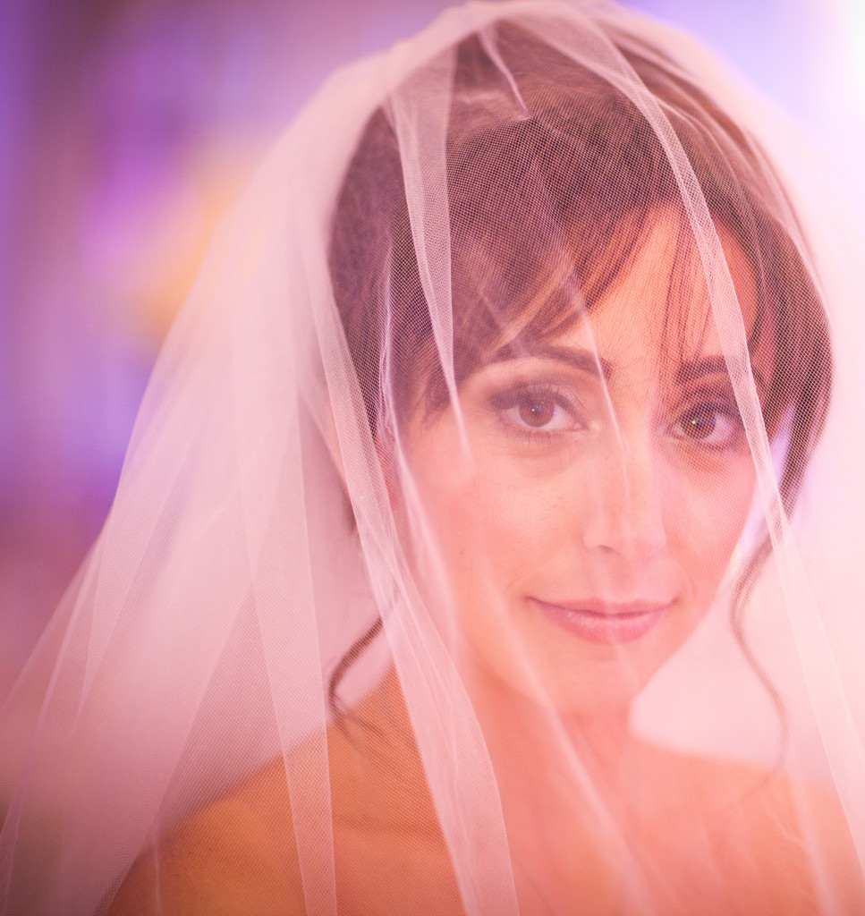 Crystal Plaza wedding makeup by Anabelle LaGuardia