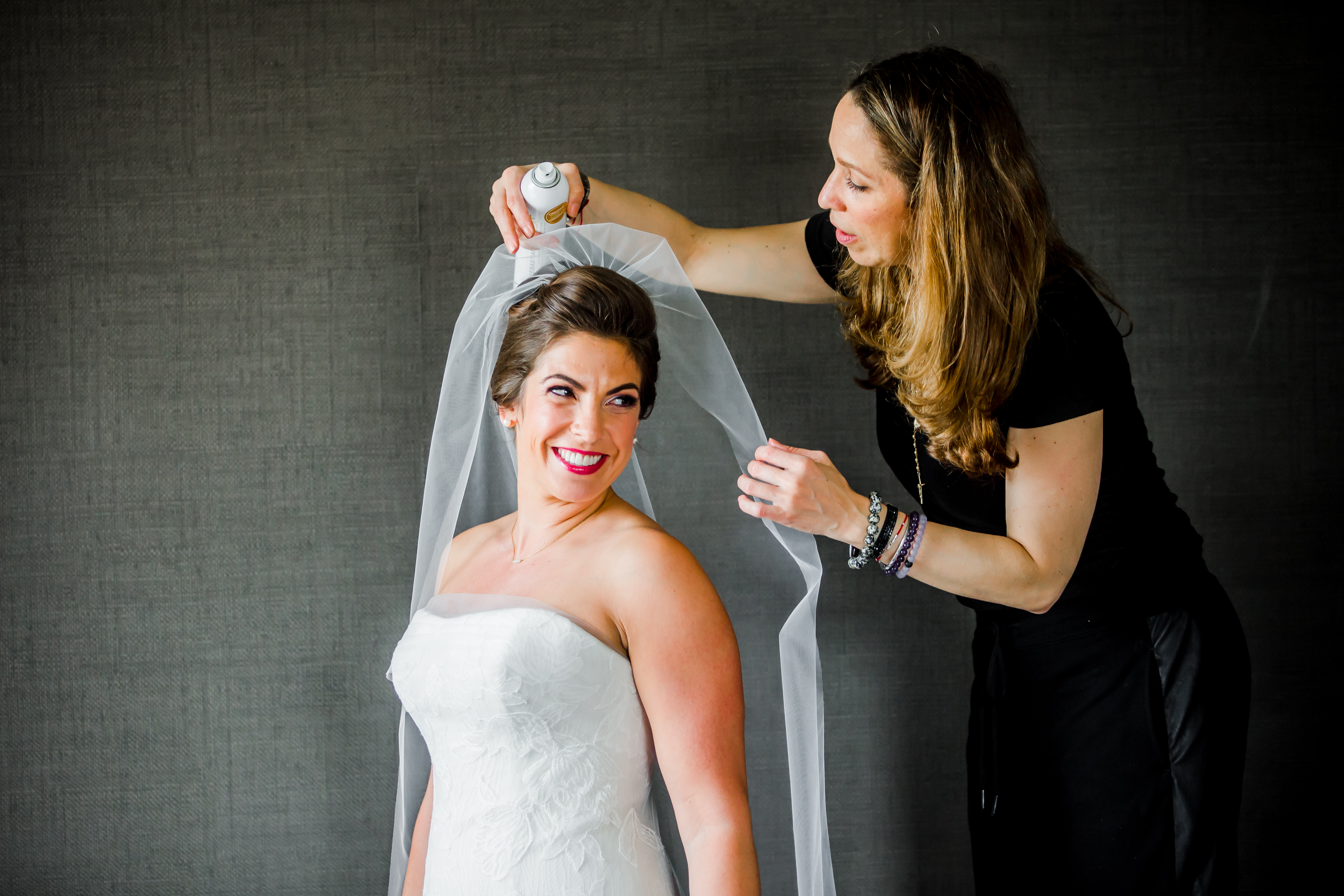 nyc wedding hairstylist