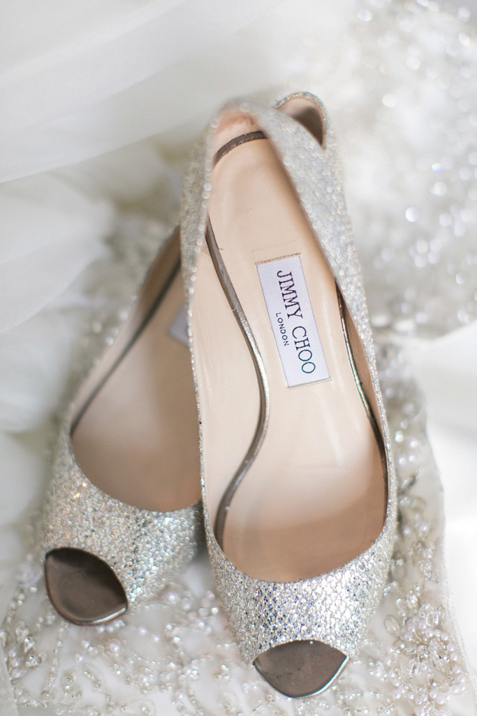 jimmy choo wedding shoes for nyc wedding