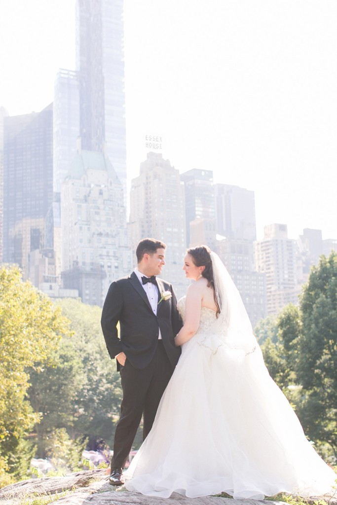 nyc summer wedding