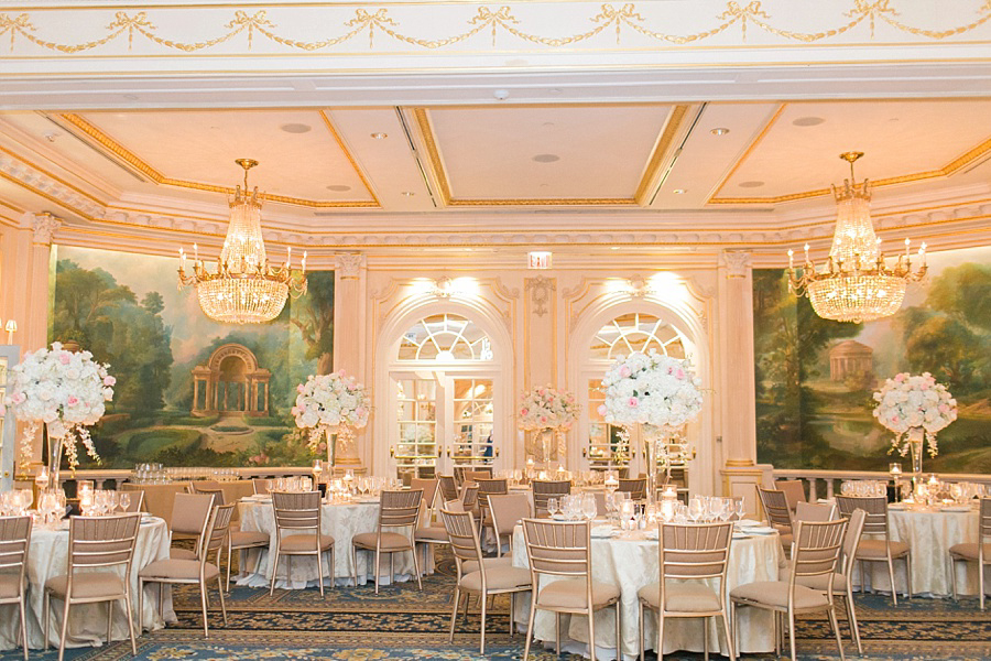 essex house wedding reception