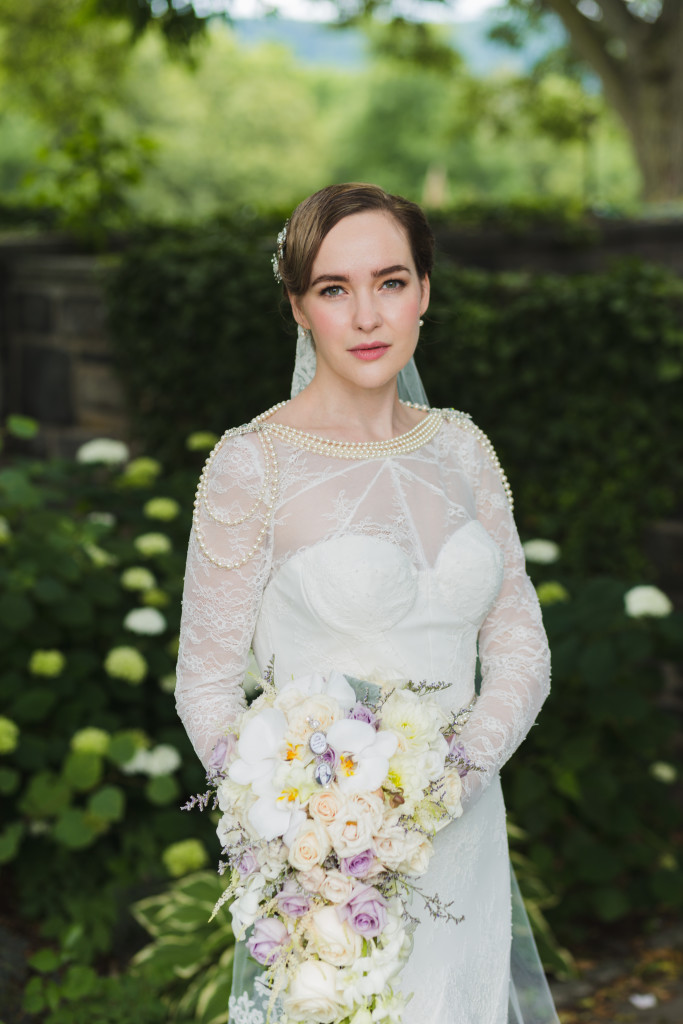 ethereal wedding makeup by anabelle laguardia