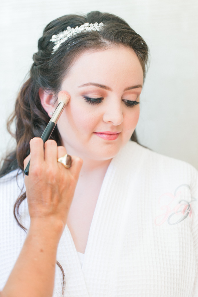 nyc wedding makeup artist anabelle laguardia