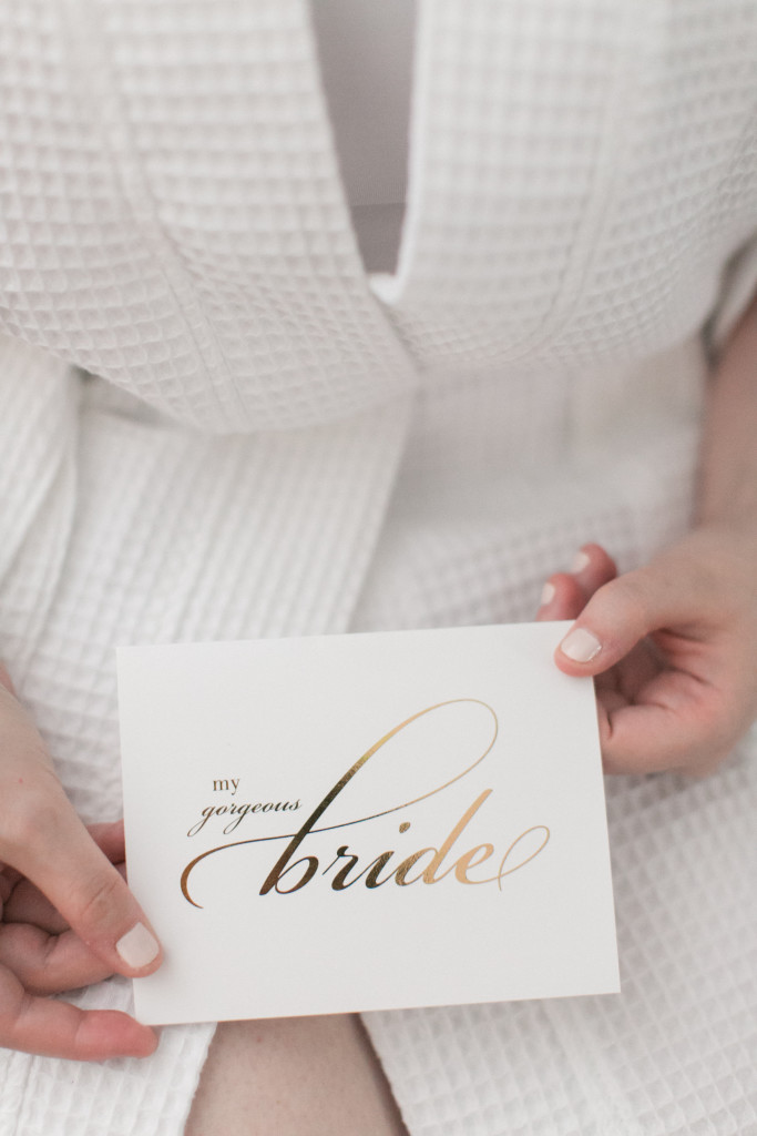bridal stationary