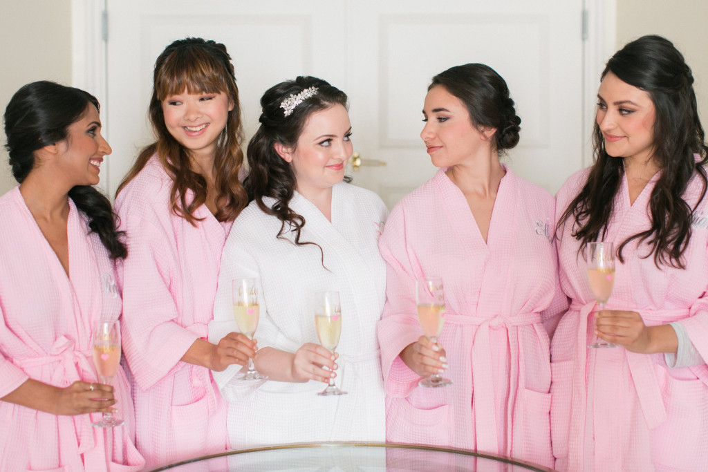 nyc bridal party makeup