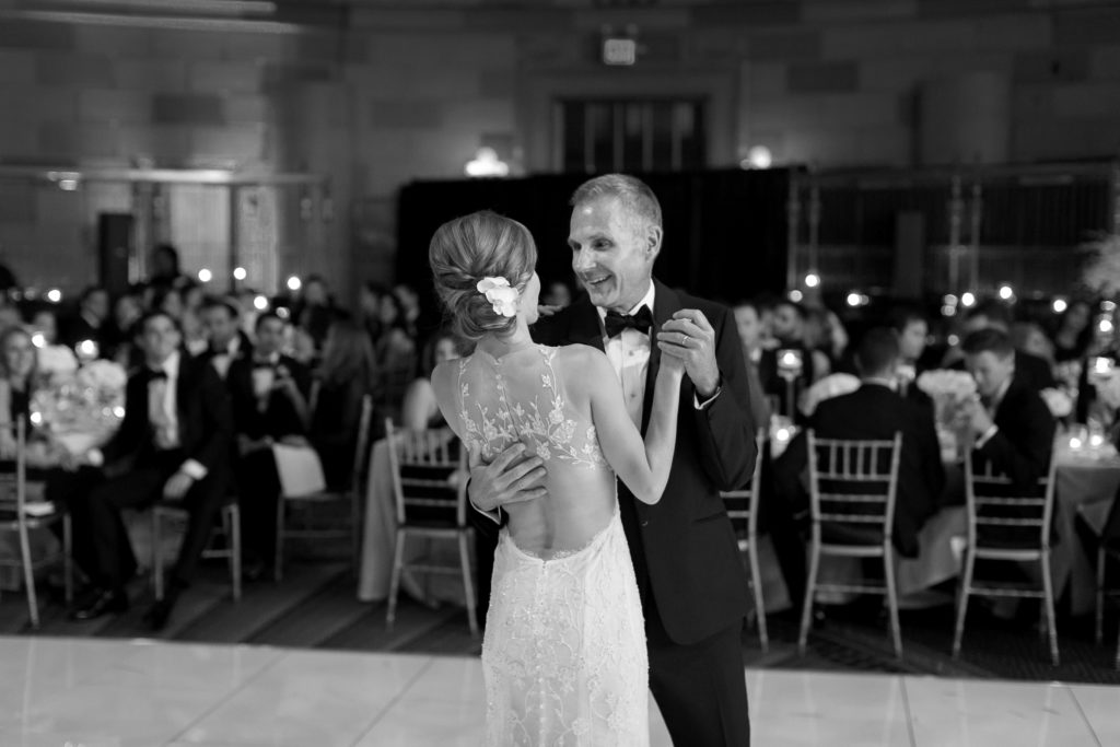 father daughter dance at gotham hall