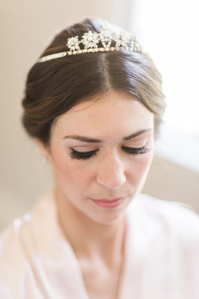 classic wedding makeup by anabelle laguardia
