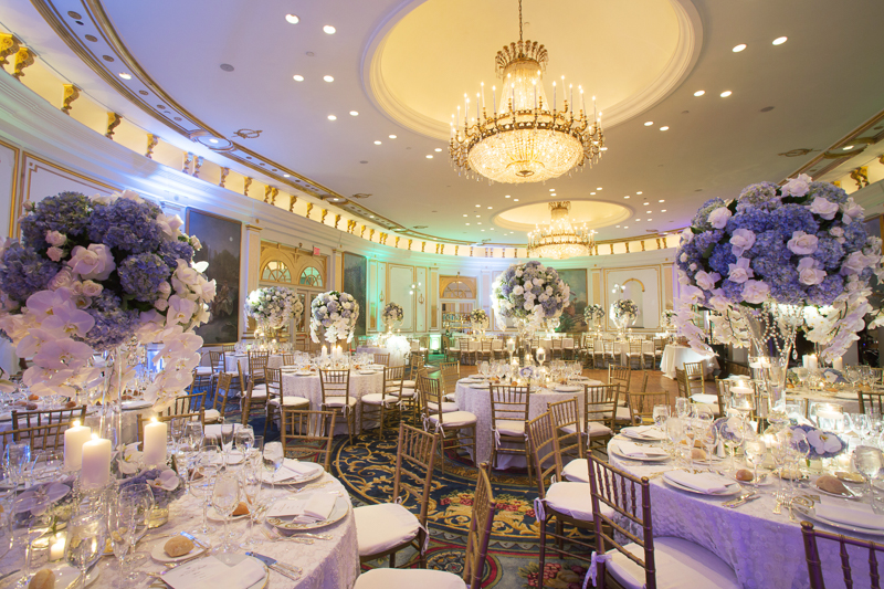 lotte new york palace weddng