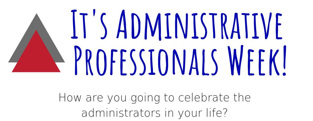 Admin Pros Week - Website Post