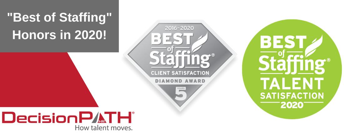 Best of Staffing 2020 Header