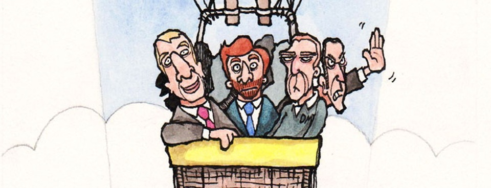 The Friday Cartoon: Powered By The Hot Air Of Harry Redknapp