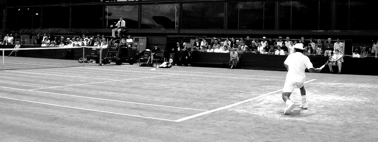 Wimblemund 2015 – Day 11, Blink and You'll Miss It