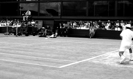 Wimblemund 2015 – Day 10, Stan Dan Deliver