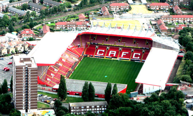 Charlton Athletic & Coventry City: Brothers In Arms
